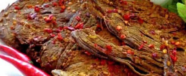 Cách làm thịt bò khô bằng nồi cơm điện ngon không tưởng