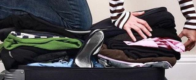 Cách xếp hơn 50 món đồ vào một chiếc túi