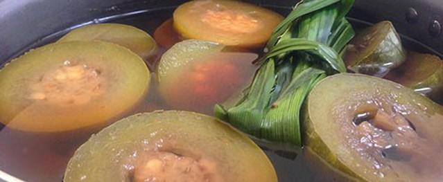 Cách nấu trà bí đao giải nhiệt vừa đơn giản lại ngon
