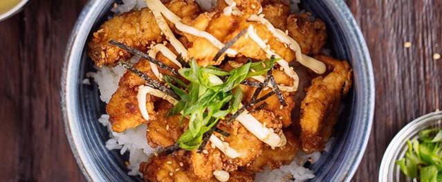 Bữa tối siêu tốc với món cơm gà kiểu Nhật tuyệt ngon