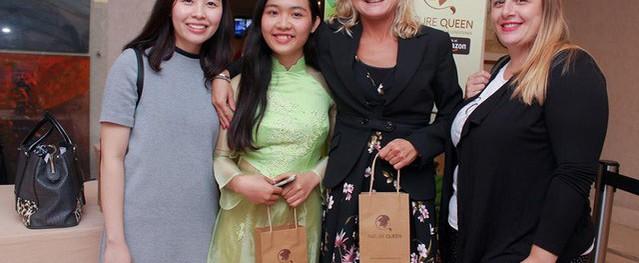 Lộ diện thương hiệu Việt thành công trên đất Mỹ
