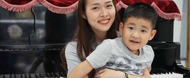 Căn nhà 100 m2 của Diệp Bảo Ngọc cùng con trai và gia đình