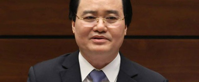 Bộ trưởng Phùng Xuân Nhạ nhận trách nhiệm về sai phạm thi THPT quốc gia