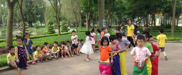 Giúp trẻ không còn cảnh…cứ đến trường là khóc