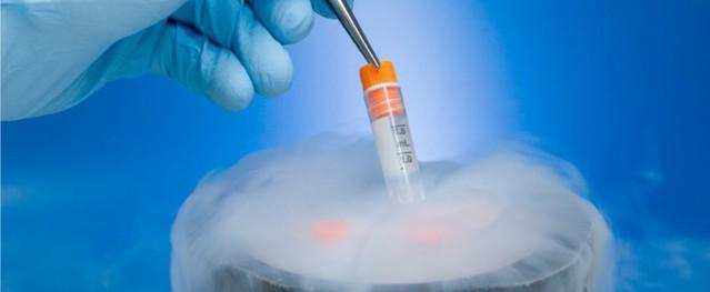 Kỳ diệu bé trai gần 4kg chào đời khỏe mạnh từ trứng và tinh trùng đông lạnh của bố mẹ
