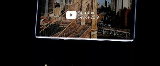 Note9 dẫn đầu danh sách thiết bị tốt nhất để xem YouTube