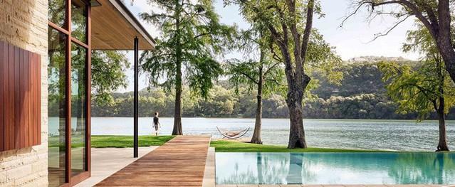 5 ngôi nhà có thiết kế hòa mình với thiên nhiên khiến người thành phố ao ước