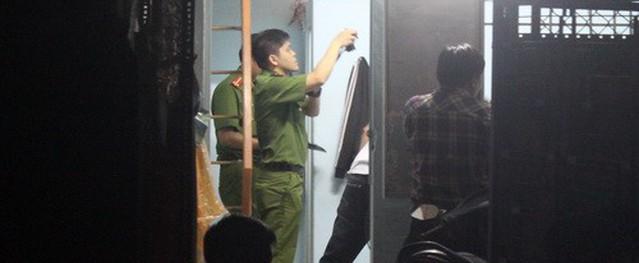 Nghi can xông vào nhà trọ bắn chết người là CSGT Đồng Nai