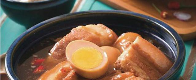 Thịt kho trứng thơm cay, ăn mãi vẫn thèm