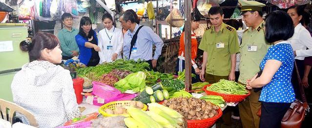 Cận Tết lại lo an toàn thực phẩm