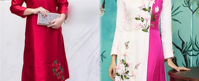 5 lưu ý quan trọng để mặc áo dài đẹp trong ngày Tết