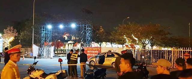 Xuất hiện nhiều tình tiết lạ vụ tài xế taxi bị cứa cổ, tử vong trước SVĐ Mỹ Đình