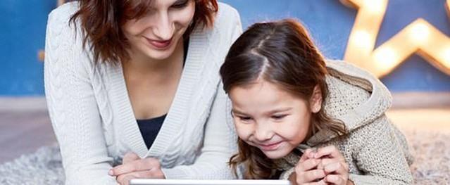 """6 nguyên tắc để trẻ không """"nghiện"""" thiết bị điện tử"""