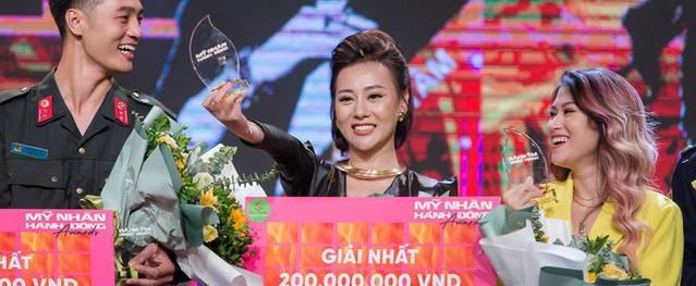 Mỹ nhân hành động: Trương Quỳnh Anh, Phương Anh Đào, Jang Mi cùng đồng đội được vinh danh loạt giải thưởng đặc biệt