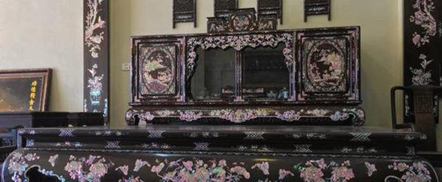 Những đồ nội thất của nhà Việt xưa trị giá hàng trăm triệu đồng