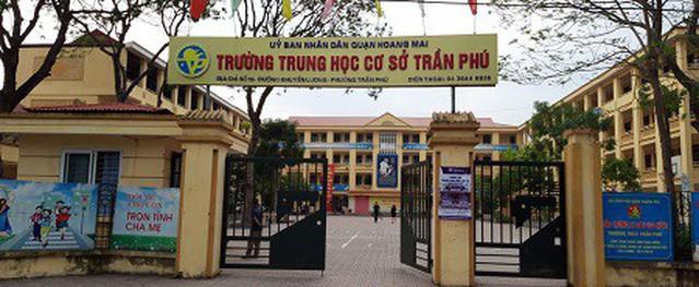 Thông tin mới vụ việc nghi vấn thầy giáo dâm ô 7 nam sinh tại Hà Nội