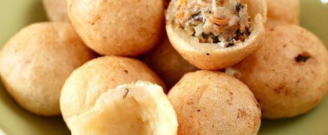 2 cách làm bánh rán truyền thống đơn giản, tại nhà
