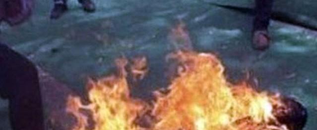 Bắt gã con rể tạt xăng vào cha mẹ vợ rồi châm lửa đốt ở Sài Gòn