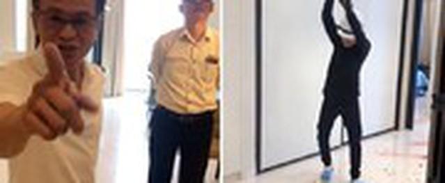 Chủ nhà dùng búa tạ đập căn hộ cao cấp vì chất lượng thấp