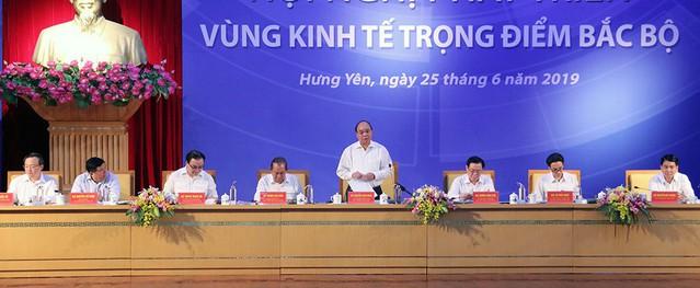 Thủ tục hành chính: điểm nghẽn cần tháo gỡ của vùng KTTĐ Bắc Bộ