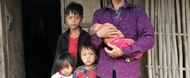 Xót xa bé gái H'Mông mồ côi mẹ khi chưa kịp bú giọt sữa đầu tiên