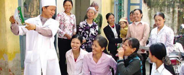 TP Hồ Chí Minh: Sự ổn định bộ máy đem lại hiệu quả cao  trong công tác dân số