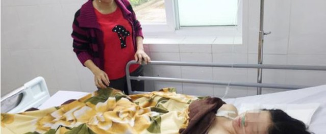 Chạy xe máy 130 km đi dạy học, cô giáo bị tai nạn phải cắt lìa tay