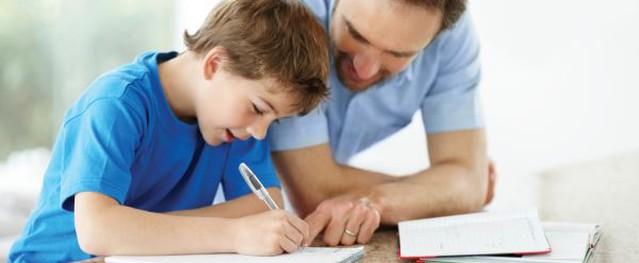 Năm cách giám sát con học tập
