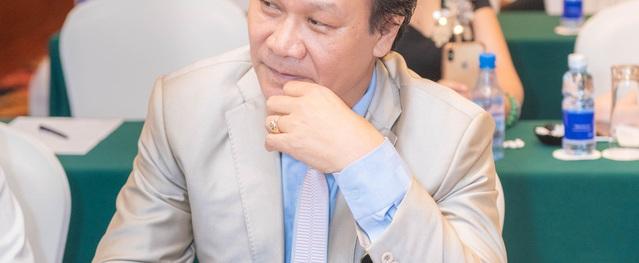 'Lão Cấn' của 'Quỳnh búp bê' tái xuất trong vai Thượng tá công an 'biến chất'