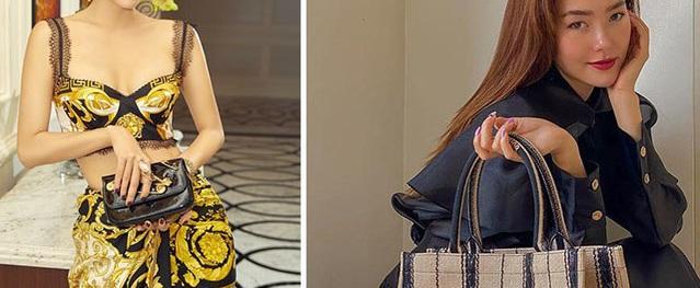 Giúp Minh Hằng giải đáp chuyện túi to hay nhỏ: Tìm ra kiểu túi hoàn hảo cho từng dáng người