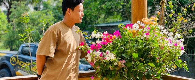 Hồng Đăng khoe khéo nhà vườn rộng 1300m2 khiến nhiều người xuýt xoa