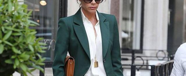 Mix túi xách cùng suit