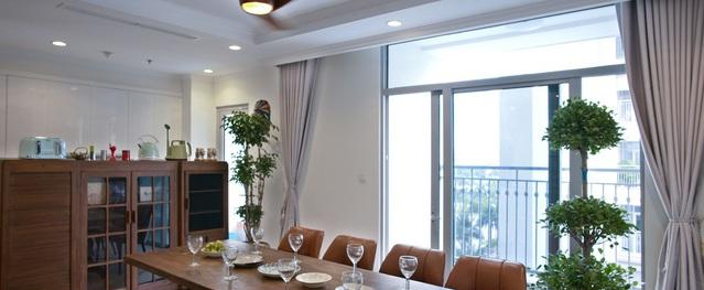 Làm mới căn hộ theo phong cách cổ điển chỉ với 200 triệu đồng