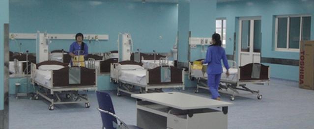 Bệnh viện ung thư điều trị miễn phí cho người nghèo