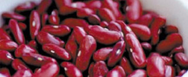 Đậu đỏ chữa bệnh gan