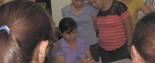 Điện Biên tổ chức tập huấn chương trình chẩn đoán trước sinh và sàng lọc sơ sinh