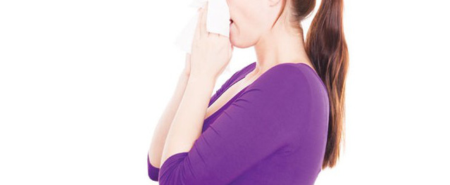 Mẹ bị cảm lạnh, con dễ có nguy cơ hen suyễn