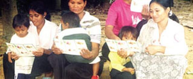 14 năm găn bó với dân số
