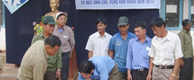 Hội Nông dân tỉnh Đắk Lắk với công tác dân số