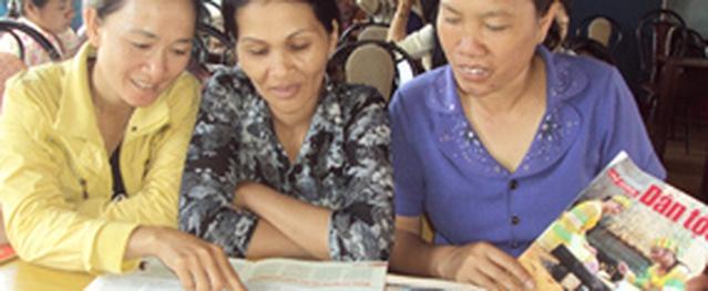 Đắk Nông: Tập trung nâng cao năng lực CTV dân số
