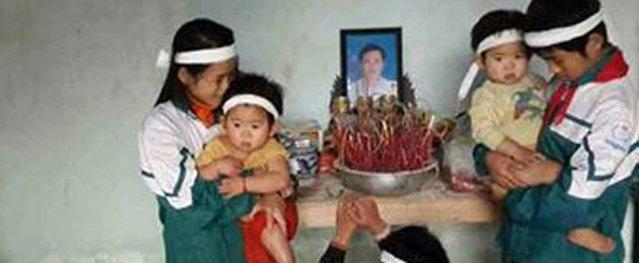 Đẫm nước mắt 4 đứa trẻ mồ côi nơi thôn quê