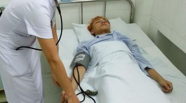 Sơn Tùng M-TP hủy show đi cấp cứu trong tình trạng kiệt quệ