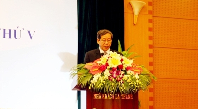 TS Nguyễn Bá Thủy tái đắc cử Chủ tịch Hội KHHGĐ Việt Nam