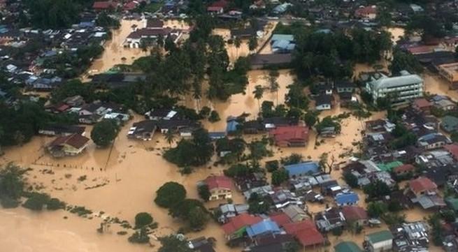 Malaysia đương đầu với lũ lớn nhất nhiều thập kỷ