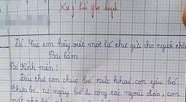 """NÓNG: Tìm ra người """"bịa"""" lá thư """"gửi bố ngoài đảo xa"""" khiến nhiều tờ báo bị phạt"""
