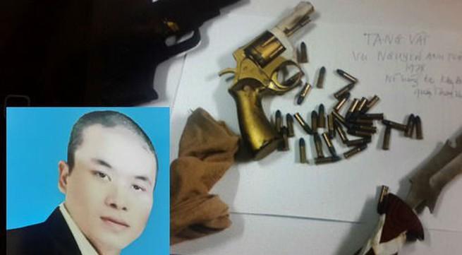 Truy bắt kẻ tiếp tay cho đối tượng bắn cả gia đình vợ ở Hà Nội