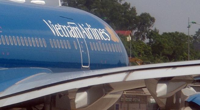 Điều tra vụ hạ cánh bất thường của máy bay Vietnam Airlines