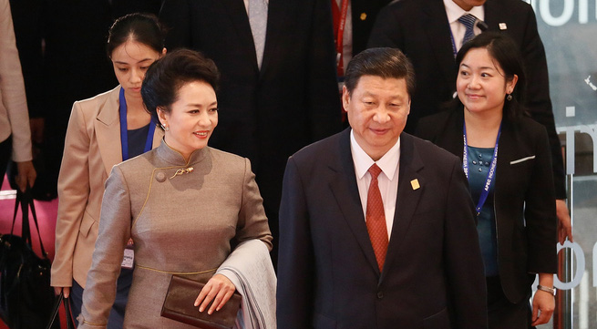 Bật mí về người phụ nữ quyền lực bên cạnh chủ tịch Trung Quốc Tập Cận Bình