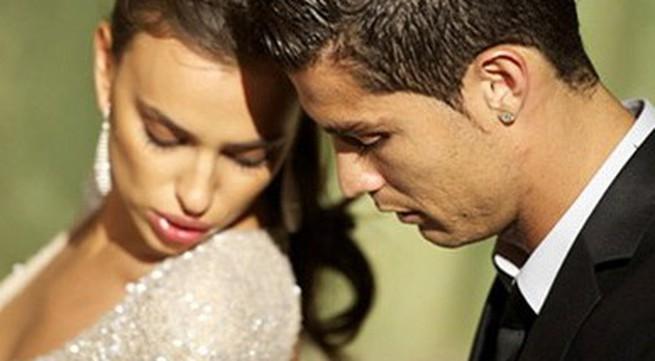 Sốc: Ronaldo vũ phu tát lật mặt Irina