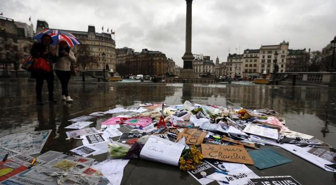 """Những tiết lộ """"giờ mới biết"""" về vụ thảm sát tòa báo Charlie Hebdo"""